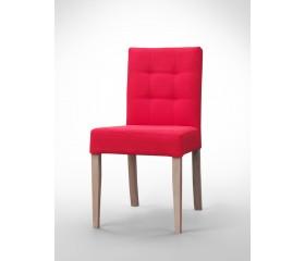 Krzesło pikowane w kwadrat K0029