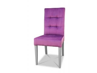 Krzesło z pikowanym oparciem K0045