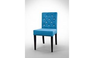 Krzesło pikowane diamentami K0006