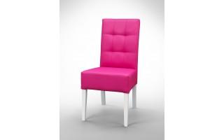 Krzesło z pikowanym oparciem K0008