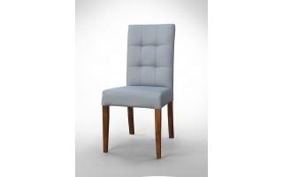 Krzesło z pikowanym oparciem K0010